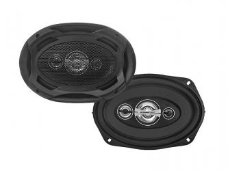Komplet głośników samochodowych LTC GTI690 z maskownicami 4 Ohm 210W