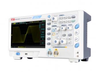 Oscyloskop cyfrowy Uni-t UPO2102CS 100 MHz 1 GS/s wyświetlacz w technologii Ultra PHOSPHOR