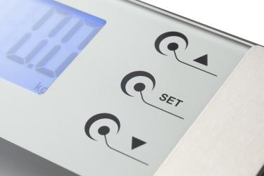 Elektroniczna waga łazienkowa  z analizatorem Mesko MS 8146 max 180 kg