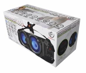 Głośnik bluetooth SoundBOX 460 LED FM USB