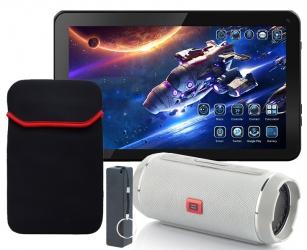 Tablet edukacyjny dla dzieci KIDS 3G + gry + słuchawki + etui + modem 3G