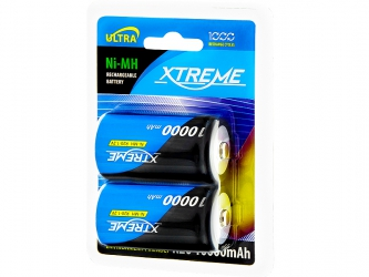 Akumulator XTREME R20 Ni-MH 10000mAh