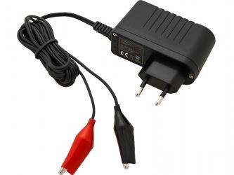 Uniwersalna automatyczna ładowarka do akumulatorów żelowych 6V-V0.7 LED