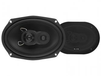 """Komplet 3-drożnych głośników samochodowych BLOW WH-6916 6x9"""" 4 Ohm"""