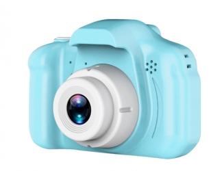 Aparat dla dzieci kamera Full HD X2 niebieski