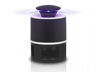 Lampa owadobójcza UV stojąca na komary muchy ćmy