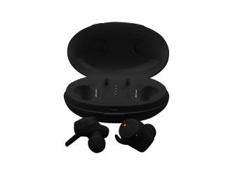 Słuchawki dokanałowe UGO bezprzewodowe TWS z mikrofonem