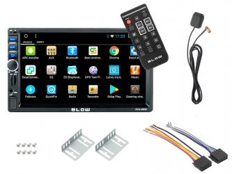 "Radio BLOW AVH-9900 + pilot 2DIN 7"" GPS Android BT GPS USB"
