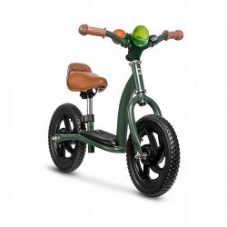 Rower rowerek biegowy hulajnoga 2w1 Lionelo Roy 12'' nóżka koła EVA - niebieski