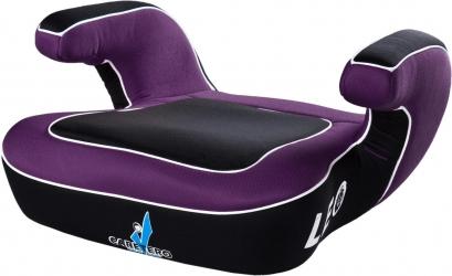 Podstawka - fotelik samochodowy Caretero LEO fioletowy 15-36 kg