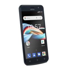 Telefon komórkowy dotykowy telefon dla seniora myPhone Fun 6 Lite czarny Wi-Fi