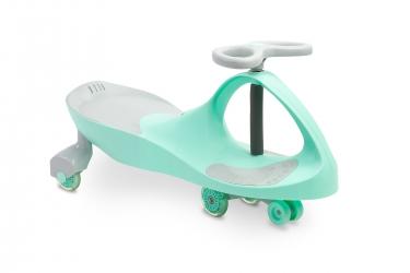 Jeździk grawitacyjny dziecięcy Caretero Toyz Spinner - miętowy