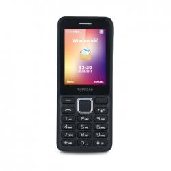 "Telefon myPhone 6310 czarny LCD 2,4"""