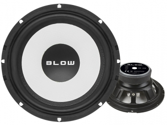 Głośnik samochodowy niskotonowy BLOW WK650 4Ohm