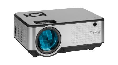 Projektor multimedialny LED Kruger&Matz V-LED50 HDMI USB WiFi + pilot