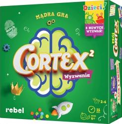 Gra planszowa Cortex dla Dzieci 2 REBEL