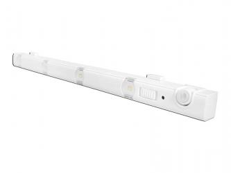 Lampka LED do szafy garderoby z czujnikiem ruchu/zmierzchu 3000K 2W