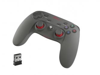 Bezprzewodowy gamepad do PS3/PC GENESIS PV65
