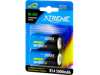 Akumulator XTREME R14 Ni-MH 5000mAh