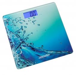 Elektroniczna waga  łazienkowa Mesko MS 8156 do 150 kg