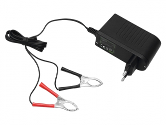 Uniwersalna automatyczna ładowarka do akumulatorów żelowych 12V-V2.0 LED