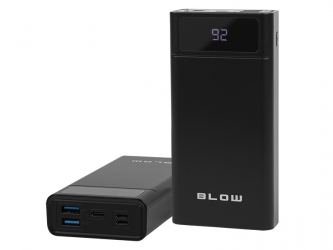 Powerbank 40000mAh 2xUSB QC PB40A USB-C