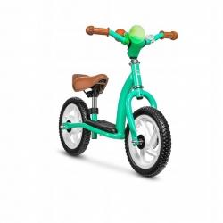 Rower rowerek biegowy hulajnoga 2w1 Lionelo Roy 12'' nóżka koła EVA - miętowy