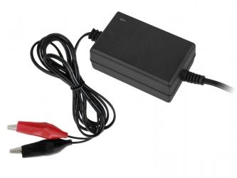 Uniwersalna automatyczna ładowarka do akumulatorów żelowych 4V 1A