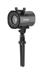 Projektor LED Vipow z wymiennymi slajdami 4 wzory