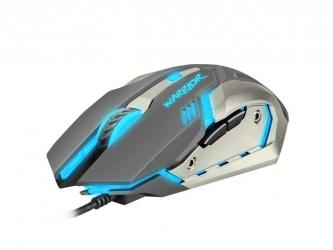 Mysz gamingowa FURY BATTLER 6400DPI podświetlenie lekka