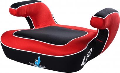 Podstawka - fotelik samochodowy Caretero LEO czerwony 15-36 kg