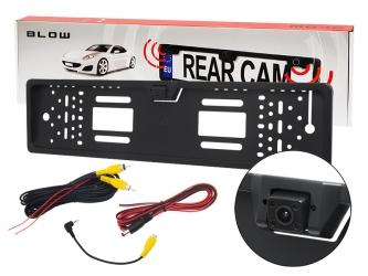 Przewodowa kamera cofania w ramce BLOW BVS-547 wodoodporna