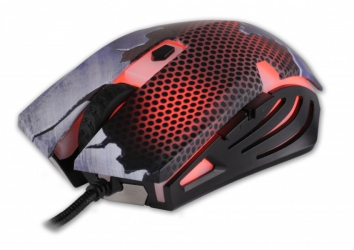 Optyczna mysz dla graczy Rebeltec HORNET 2400 DPI
