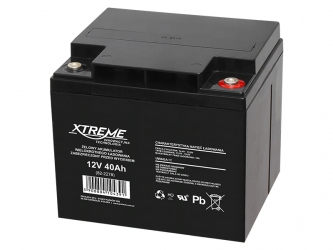 Akumulator żelowy 12V 40Ah XTREME