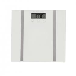 Elektroniczna waga  łazienkowa z analizatorem Adler AD 8154