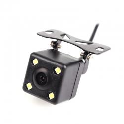 Przewodowa podczerwień kamera cofania 4 led dzień/noc
