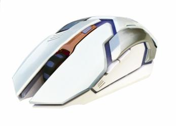 Optyczna mysz dla graczy Rebeltec SAMURAI 2400DPI