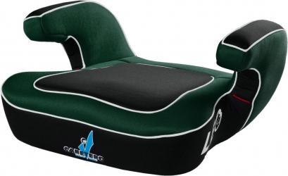 Podstawka - fotelik samochodowy Caretero LEO zielony 15-36 kg