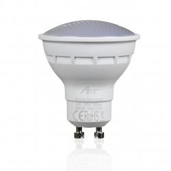 Żarówka LED GU10 4W AC230V, CW blist.