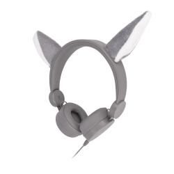 Słuchawki nauszne przewodowe Setty Wolfy