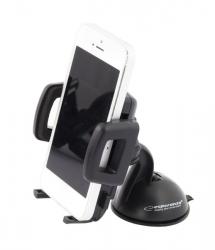 Uchwyt rowerowo-samochodowy do telefonów Esperanza 2w1