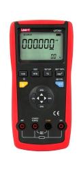 Kalibrator temperatury Uni-T UT701 przewody pomiarowe krokodylki