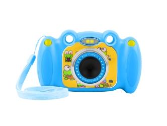 Kamera aparat dla dzieci UGO FROGGY HD niebieski