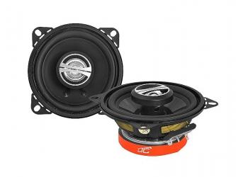 Komplet głośników samochodowych LTC GT100 bez maskownic 4 Ohm 90W