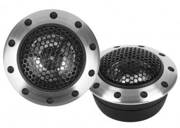 """Głośniki samochodowe wysokotonowe Peiying 0.8"""" 150W 4 Ohm komplet"""