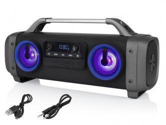 Głośnik Bluetooth BLOW BT830 czarny AUX USB SD BT TWS