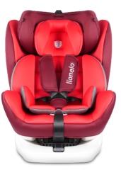 Fotelik samochodowy LIONELO BASTIAAN szary 0-36 kg ISOFIX 360 stopni