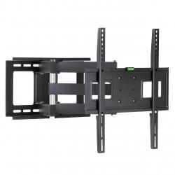 """Uchwyt naścienny uniwersalny wieszak do TV LCD/LED ART AR-80 32-65"""" 75KG  regulacja w pionie i poziomie"""