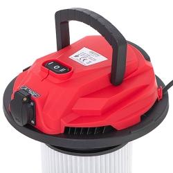 Odkurzacz przemysłowy z gniazdem narzędziowym Camry CR 7045 akcesoria
